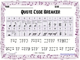 Quote Code Breaker