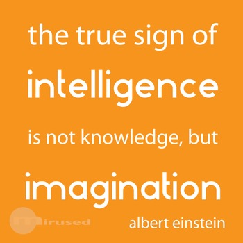 Quote Icons - Albert Einstein