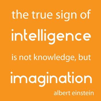Quote Icons - Albert Einstein