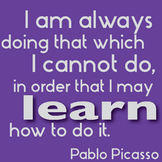 Quote Icons - Pablo Picasso