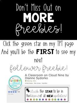 Quote Me! {Classroom Quotes No Prep FREEBIE!}