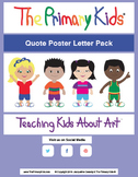 Quote Posters Letter Pack