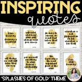 Quote Posters to Encourage and Inspire {36 Signs in Splash