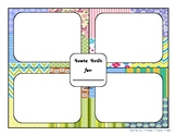 Quote Quilt Book Novel Study Report Response Graphic Organ