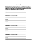 Quote Search Handout