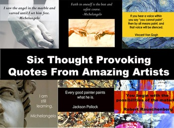 Quotes-Artists