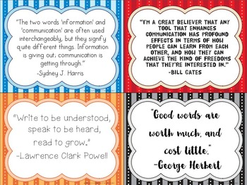 Quotes About Communication: Inspiration for Speech Pathologists!