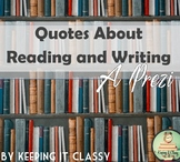 Quotes About Reading and Writing--A Prezi
