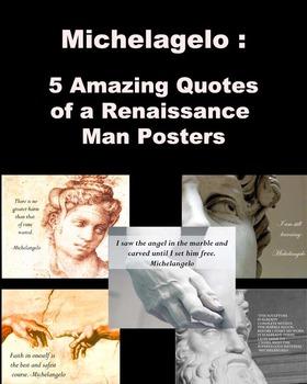 Quotes- Michelangelo