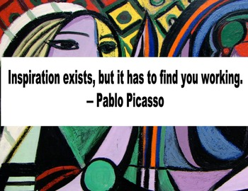 Quotes- Picasso-6 Inspirational and Interesting Quotes