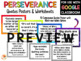 Growth Mindset - Perseverance Quotes Posters and Printables