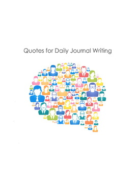 Quotes for Daily Journal Writing