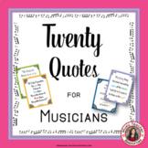 Music Quotes Set 2