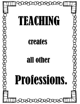 Quotes for Teaching