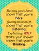 Quotes for the Classroom Bright Colors