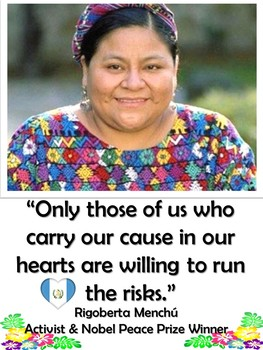 Quotes from Famous Hispanics in English Bulletin Board - Hispanic Heritage