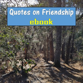 Quotes on Friendship (ebook)