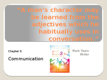 Quotes on Good Character Slide Show