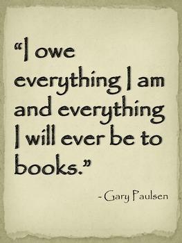 Quotes on Reading Mini Posters-Portrait Orientation