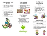 Quotidien 5/Daily 5 in French (grades 1-6)