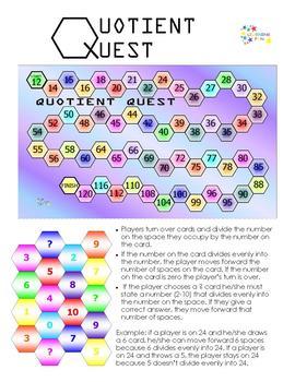 Quotient Quest