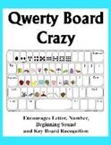 Qwerty Board Crazy - Teach Recognition of keyboard, beginn