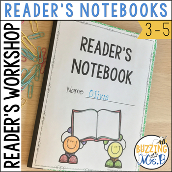 Reader's Workshop MiniPack: Rolling Out Reader's Notebooks