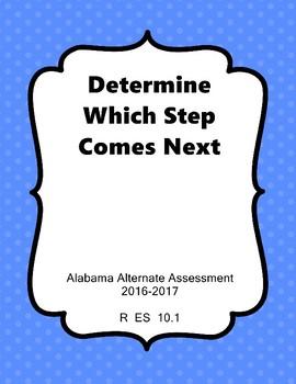R 10.1 Determine What Setp Comes Next NEW Alabama Alternat
