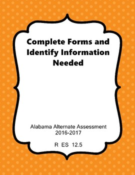 R 12.5 Complete Forms NEW AAA