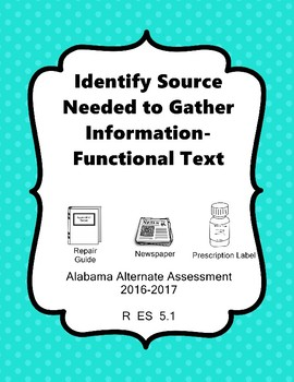 R 5.1 Identify Source of Info Needed NEW 2016-2017 AAA Extended Standards