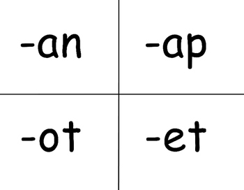 R 5.5 Extended Standards Word Families  NEW AAA