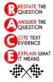 R.A.C.E. Answer Strategy