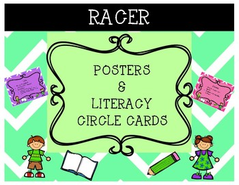 R.A.C.E.R. Reading Response Posters