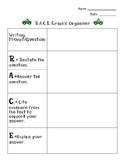 R.A.C.E. Writing Graphic Organizer