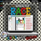 R.A.C.E. Writing Strategy Digital Notebook, Google Drive | Distance Learning