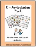 R Articulation Pack