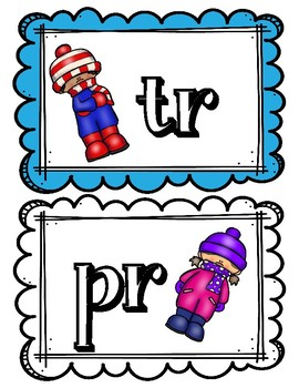 R BLEND pr/tr/gr Winter Edition