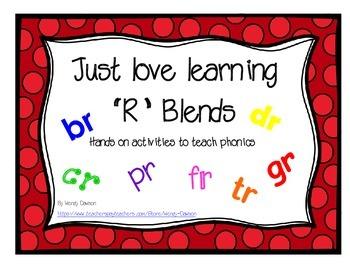 R Blend Activities