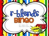 Blends Bingo - R-Blend Bingo