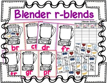 R Blend Blenders