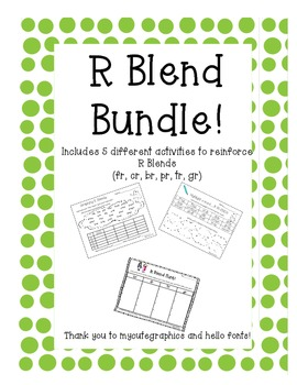 R Blend Bundle