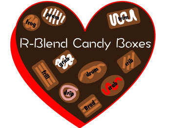 R-Blend Candy Boxes