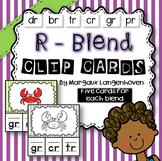 R - Blend Clip Cards