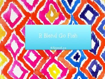 R-Blend Go Fish -Orton Gillingham