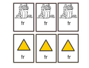 R-Blend Memory & Word Slide (TR)