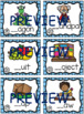 24 R Blend Picture Writing Cards