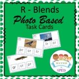 R Blend Task Cards
