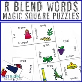 R Blends Games | R Blends Activities | R Blends Puzzle | L