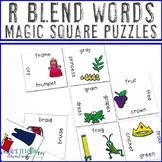 R Blends Literacy Center Games