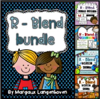 R - Blend activity bundle